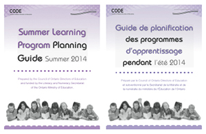Summer Learning 2014